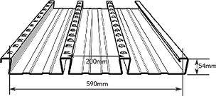 Steel decking - Building And Construction In The Philippines